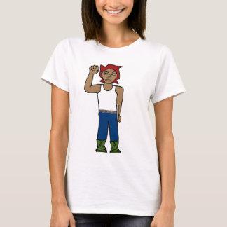 T-shirt La statue du fanatisme