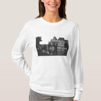 T-shirt La synagogue à Nuremberg, c.1910