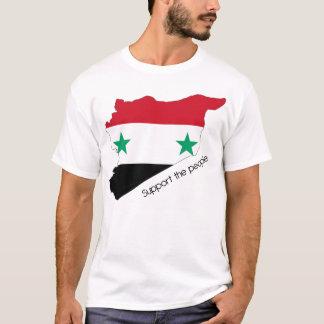 T-shirt La Syrie - soutenez les personnes