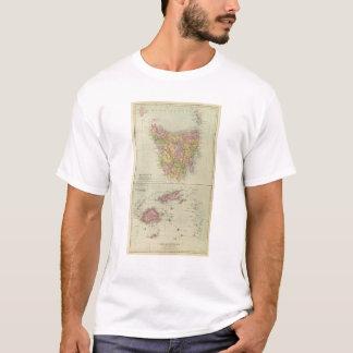 T-shirt La Tasmanie, Fidji
