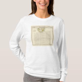 T-shirt La Tasmanie Océanie aucuns 58