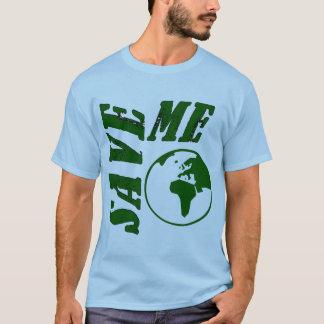 """T-shirt la terre """"me sauvent"""" chemise"""
