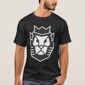 T-shirt La tête du lion de transformation