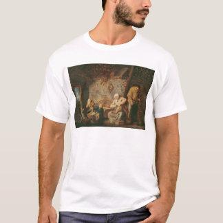 T-shirt La toilette