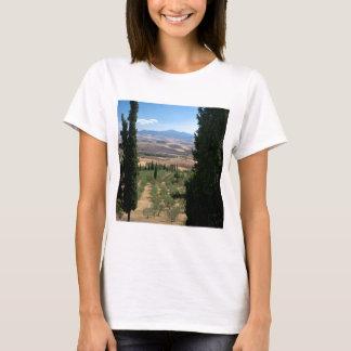 T-shirt La Toscane Italie