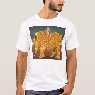 T-shirt La tragédie, la tragédie par Ruben Cukier
