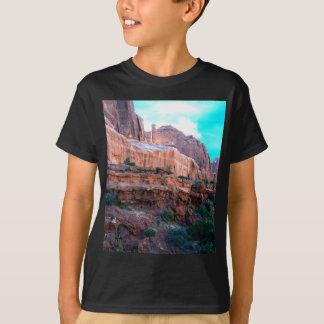 T-shirt La traînée de Wall Street arque le parc national