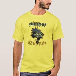 T-shirt La trente-cinquième Réunion de Dayton Dunbar