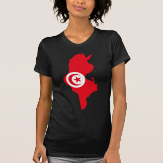 T-shirt La Tunisie TN