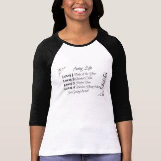 T-shirt La vie Acing