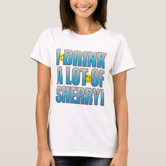 T-shirt La vie B de xérès de boissons