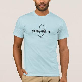 T-shirt La VIE de BENNY 4 - customisée