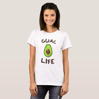 T-shirt La VIE de GUAC (guacamole)
