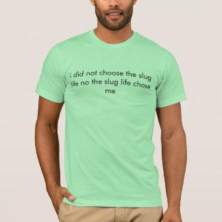 T-shirt la vie de lingot