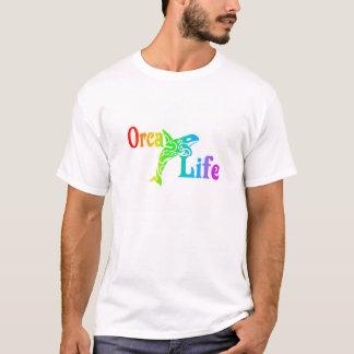 T-shirt La vie d'orque