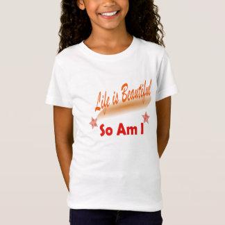 T-Shirt La vie est belle…