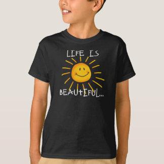 T-shirt La vie est belle