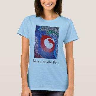 T-shirt La vie est une belle chose