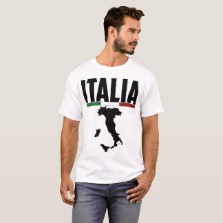 T-shirt la vie italienne de nourriture d'amour de famille