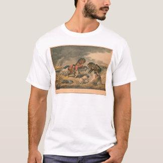 T-shirt La vie sur la prairie : La défense du trappeur