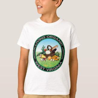 T-shirt La Virginie Occidentale organique