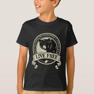 T-shirt La Virginie Occidentale un alpiniste est toujours