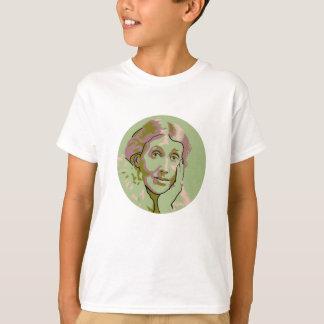 T-shirt La Virginie Woolf