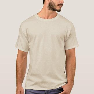 T-shirt La voie de base d'insulaire soutiennent