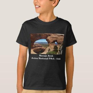 T-shirt La voûte de Navajo arque le parc national Utah