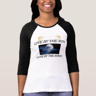 T-shirt La vue de Sun, Mystical%20Moon [1], VIVENT À CÔTÉ