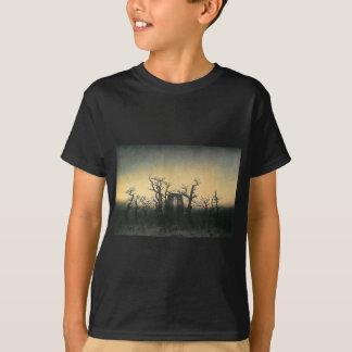 T-shirt L'abbaye dans Oakwood
