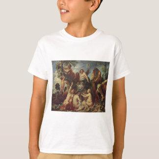 T-shirt L'abondance de la terre par Jacob Jordaens