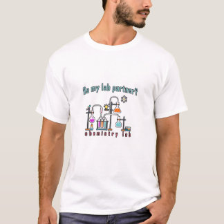 T-shirt Laboratoire de chimie