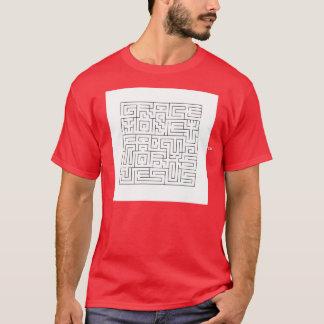 T-shirt Labyrinthe de salut
