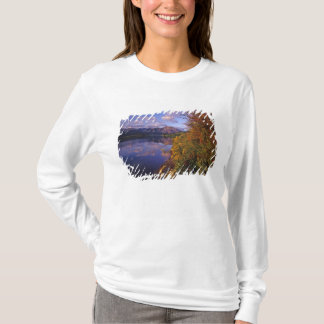 T-shirt Lac Maskinonge en parc national 2 de lacs Waterton
