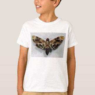 T-shirt Lachesis d'Acherontia de sphinx de la tête de mort