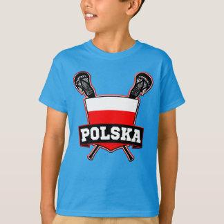 T-shirt Lacrosse polonaise de Polski