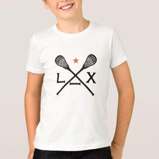 T-shirt Lacrosse relâchée