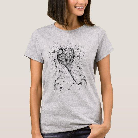 T-shirt Lady Zanzara Killer.