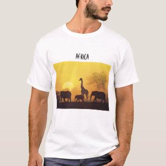 T-shirt L'Afrique dans le sauvage