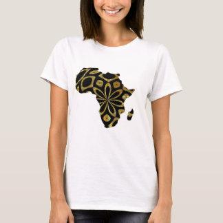 T-shirt L'Afrique en or