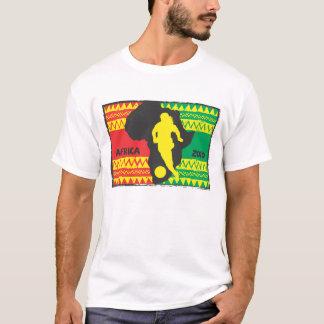 T-shirt L'Afrique pour l'Afrique par Zetuzakele -