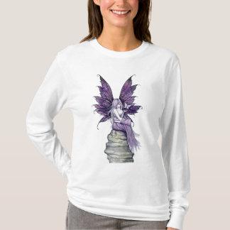 T-shirt Laisser vont chemise de fée et de papillon