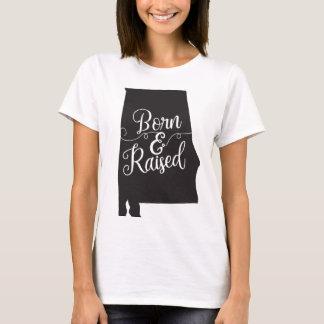 T-shirt L'Alabama soutenu et augmenté
