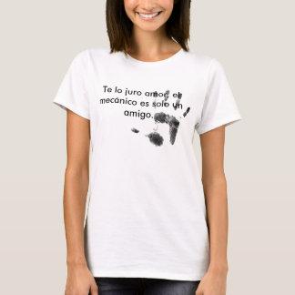 T-shirt L'ami mécanique