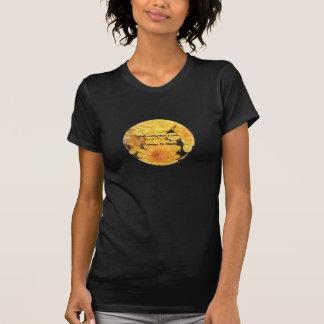 T-shirt L'amour d'une grand-mère est toujours en fleur -