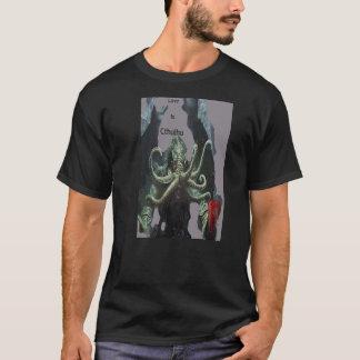 T-shirt L'amour est Cthulhu