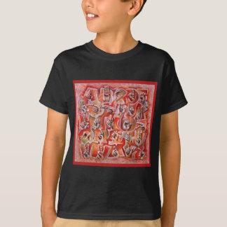 T-shirt Langue des signes Alphabet2