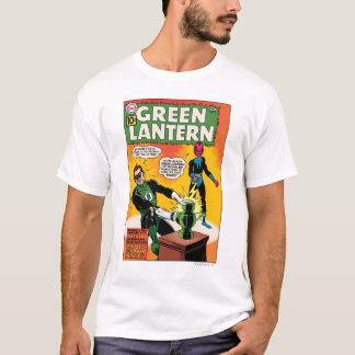 T-shirt Lanterne et couverture vertes de Sinestro