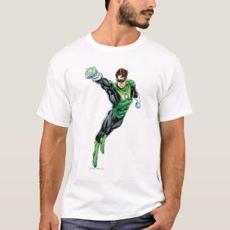 T-shirt Lanterne verte - comique, bras